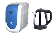 纯水机+电热壶